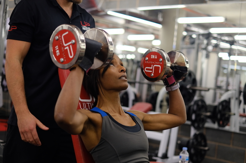 Nicole-weight-training-women-strong-Ultimate-Performance
